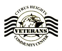 Veterans Community Center of Citrus Heights logo