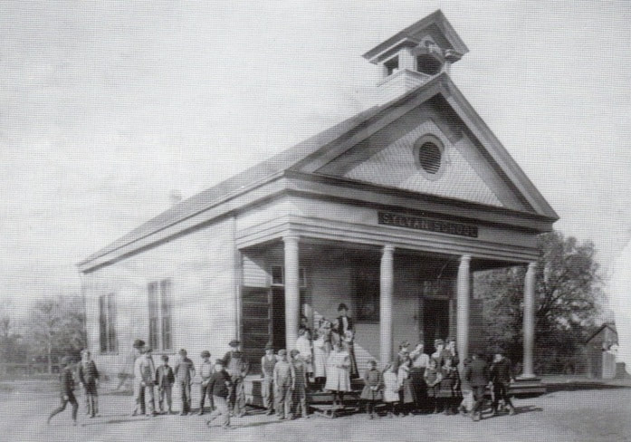 Original Sylvan School House photo